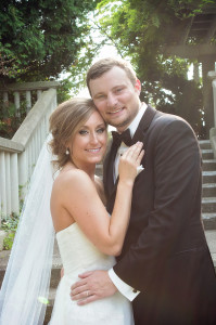 Melissa & Will Steward - August 2, 2014