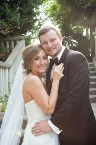 Melissa & Will Steward - August 2, 2014