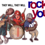They Will, They Will, Rock You! ~ Detroit Free Press.November 24, 1996
